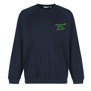 cjs- Primary School Crew Neck Sweatshirt
